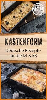petromax kastenform deutsche rezepte in süß und herzhaft