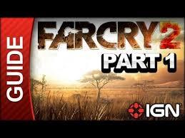 Far Cry 2 Walkthrough