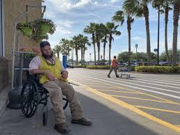 My Whole Life Is On Hold': As Walmart Eliminates Greeters, A ...