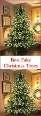 Artificial Douglas Fir Christmas Tree Unlit by Best 25 Realistic Artificial Christmas Trees Ideas On Pinterest