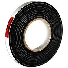 Ssp Mass Loaded Vinyl Curtain Material by Ssp Vinyl Nitrile Tape 1 8x3x30 Super Soundproofing Store