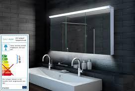 aluminium led beleuchtung badezimmer spiegelschrank lmc14070