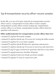 Top 8 Transportation Security Officer Resume Samples Security Officer Resume Duties Sample For Guard Rumes Best Example Livecareer And Complete Guide 20 Expert Examples By Real People Information Job Hospital Samples Free Marketing Luxury Ficer 12 Experienced Rn New Bishal Chhetri Images On
