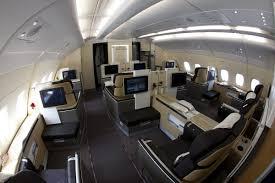 A380 Lufthansa First Class Cabin Interior AERONEF NET