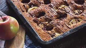 apfel zwetschge schoko kuchen ein hauch lebkuchen einfach wunderbar
