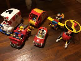 100 Mickey Mouse Fire Truck Best Clubhouse Collection Ambulance Airplane