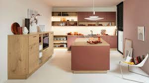 nolte manhattan moderne küche im frischen design