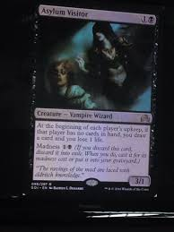 White Stuffy Doll Deck by Soi All Shadows Over Innistrad Spoilers For 3 18 Magictcg