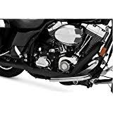 amazon com vance and hines dresser duals header pipe for harley