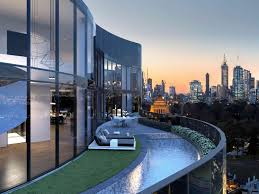 100 Penthouses In Melbourne The Penthouse Poised To Become S Priciest Apartment
