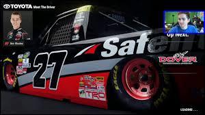 100 Nascar Truck Race Live Stream Twitch Stream NASCAR Heat 2 Xbox One Online Racing WSubs