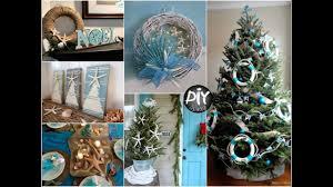 DIY Coastal And Nautical Christmas Decor Ideas Inspo