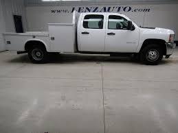 100 4x4 Box Truck 2014 Chevrolet Silverado 3500HD Crew Cab Work DRW Fond Du