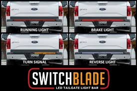 New Putco Switchblade LED Tailgate Light Bar / 91009-60 92 Led 5 Function Trucksuv Tailgate Light Bar Brake Signal Reverse 60 Fxible Car Truck 90led Runningbrake Featured Video Razir Hidextracom Inches 2 Row Strip Redwhite Waterproof Led Tail Putco Blade Youtube 36 Inch Tailflex 48 Stop Turn
