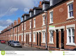 100 What Is A Terraced House Regenerated Street Of S In StokeonTrent England