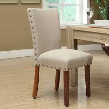 Tan Nailhead Trim Parsons Dining Chairs Set Of 2 | Products ... Fniture Mesmerizing Parsons Chairs For Ding Room Inspire Q Aberdeen Beige Upholstered Nail Head Parson Chair Set Of Rustic Tan Head At Home Amazoncom Homepop Classic With Nailhead Trim Belham Living Asher 2 Hayneedle Cream Linen Carrington Court In Your Customer Photos Decor Using Chic Tufted Cheap Tufted Silk Road Ruby Gordon Belleze Modern Fabric Add Contemporary Sophiscation To With