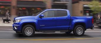 100 Best Truck For The Money Chevrolet Colorado Is The Compact For The