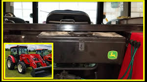 John Deere Toolbox On My New Branson?? C'MON MAN!!! WHO DOES THAT ... Data Management Jdlink John Deere Us Farm Toy Playset 70 Pc Box Walmartcom 42 In Twin Bagger For 100 Series Tractorsbg20776 The Buyers Products Company 51 Black Polymer All Purpose Chest Lawn Mower Attachments At Lowescom Safes And Tool Storage Ca Camouflage Truck Tool Box Hydrographic Finish Wwwliquid Pickup Trucks Sacramento Valley Triangle Boxes With Rebate Crossbed Cargo Home Depot Amazoncom Tomy 21 Big Scoop Tractor Toys Games
