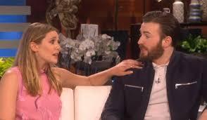 Watch Chris Evans Prank Elizabeth Olsen In Latest Awesome Ellen Scare