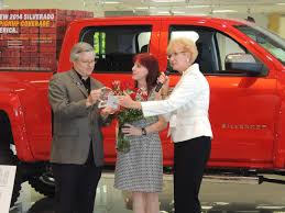 Plant City area needy also a big winner in drawing for Chevy truck