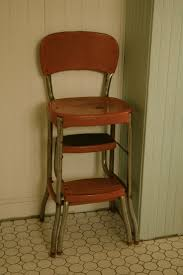 Cosco Retro Chair With Step Stool Black by 87 Best Cosco Step Stool Images On Pinterest Kitchen Stools