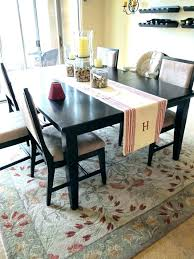 Carpet Dining Room Table Rug Or No Under