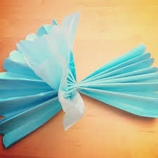 DIY Giant Tissue Paper Flowers Tutorial 2 For 100 Make Beautiful Birthday Party Decorations Step 6