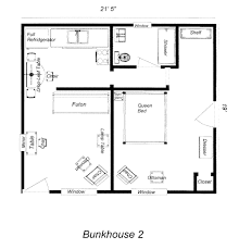Travel Trailer Floor Plans With Bunk Beds by Travel Trailer Plans With Two Bedroom Rv Floor Interalle Com