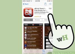 How to Buy Books for the iPhone 4 Steps with wikiHow