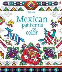 599 Designs To Color Taken From Thousands Of Years Mexican Art Aztec Motifs