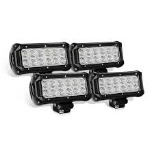 LED Light Bar 4PCS 6.5Inch 36w Flood LED Off Road Lights For Jeep ... Xuanba 6 Inch 70w Round Cree Led Work Light For Atv Truck Boat Rigid 40337 Fog Brackets Chevy Silverado 2500hd 3500hd Complete Suv Backup Reverse Lighting Kit With Rigid 4inch 18w Led Spot Bar Offroad Pods Lights 4wd Amazonca Accent Off Road United Pacific Industries Commercial Truck Division Monster 16led Extrabright Flood Cross Vehicle Arb 44 Accsories Intensity 4x4 Modular Stackable 10w High Power 4wd Trucklitesignalstat 5 X In 9 Diode Black Rectangular 846 Lumen Watch Bed Beautiful Outdoor Trucks Best Price Tcx 16 3w