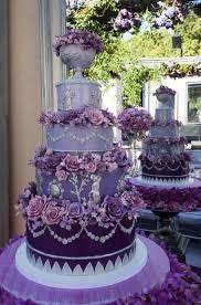 Wedding Cake Wedding Cakes White Purple Wedding Cakes Awesome White And Purple Square Wedding Cakes to