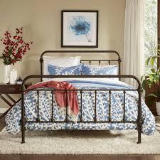 HomeSullivan Calabria Bronzed Black Twin Bed Frame 40E411B201WBED