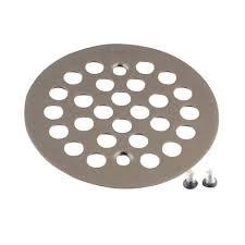 Bathtub Drain Strainer Home Depot by Drain Seals U0026 Covers Shower And Bathtub Parts U0026 Repair The