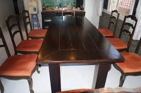 classifieds large dining table 250cm x 100cm 8 chairs for sale