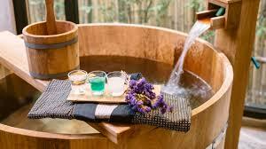 badezimmer im japanischen stil zwischen purismus und