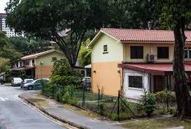 100 Terrace House In Singapore Tanglin Halt Heritage Walk Historical Photo Essay