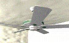 ceiling fans wobble correction