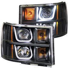 anzo usa gmc 1500 projector headlights headlights