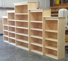 Wood Retail Display Bookcase Shelf Unit T Shirts