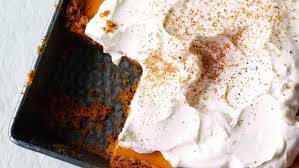 Pumpkin Cheesecake Layer Pie Recipe by Pumpkin Mousse Cheesecake Recipe U0026 Martha Stewart