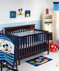 disney mickey mouse and friends 8 piece crib bedding set 190