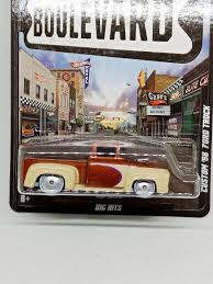 100 Ford Truck Games HOT WHEELS CUSTOM 56 FORD TRUCK Toys Other Toys On
