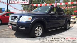 Used 2007 Ford Explorer Sport Trac XLT In Carson City, NV - Campagni ... Ford Explorer Sport Trac Single Bed Size 12006 Truxedo Lo Pro 2005 Xls Black 4x2 Truck Sale 2009 For Sale At Yellowknife Motors 2003 Used Xlt Rahway Auto Exchange Nj 2008 Awd 4dr V8 Adrenalin Goodwills Album On Imgur Clarksville Vehicles Preowned Limited 4d Utility In For West Bountiful Ut Sport Trac Wfb68152 Hartleys And Rv 2002 Photos Specs News Radka Cars Blog 2007 Top Speed