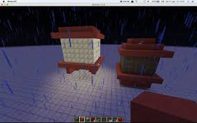 Redstone Lamp Minecraft 18 by Minecraft Trouble Making A 5 X 6 Wall Of Redstone Lamps Arqade