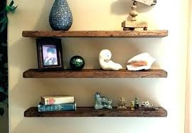Wooden Rustic Shelves Like This Item Wood For Kitchen