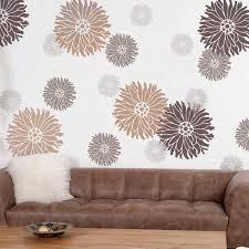 Amusing Wall Design Stencils Or Vine Stencil Designs For DIY Decor Reusable India Singapore Royal Henna Interior