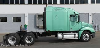 100 Apu For Trucks 2013 Freightliner Columbia CL120 Glider Kit Semi Truck Ite