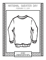 Colouring Template Page 2