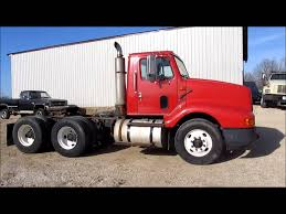 1995 International 8200 Semi Truck For Sale | Sold At Auction April ... Wireless Classifieds 1979 Transtar 2 Intertional Big Cam 290 1999 9300 Semi Truck Item I8592 Sold Janu Used Semi Trucks For Sale 2002 With Sleeper Youtube S Series Wikipedia Inventory Altruck Your Truck Dealer 2015 Prostar Plus Eagle For Medium Duty Cxt Best Resource Harvester Classics On Autotrader Right Hand Drive Trucks 817 710 5209right Trucksright Intertional Daycabs For Sale Up Sale 9900i Eld Exempt Tractor
